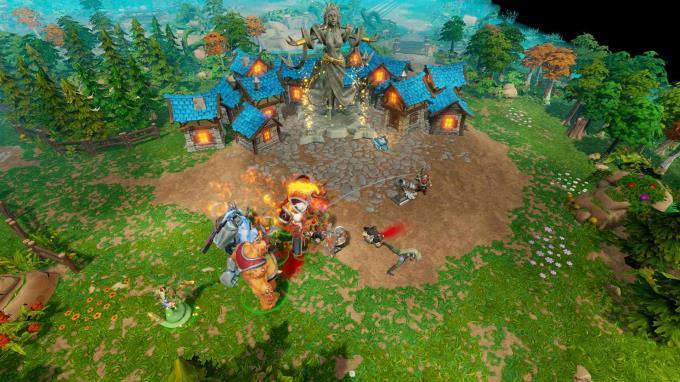 Dungeons 3 Clash of Gods Update v1 5 7 incl DLC PC Crack