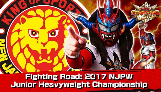 Fire Pro Wrestling World NJPW Junior Heavyweight Championship Free Download