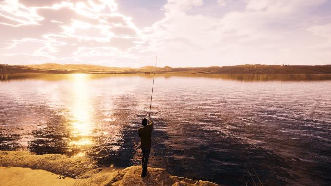 Fishing Sim World Lago del Mundo DLC Torrent Download