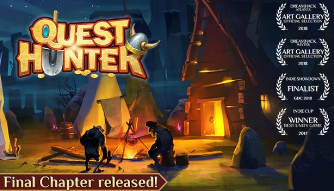 Quest Hunter Update v1 0 3 Free Download