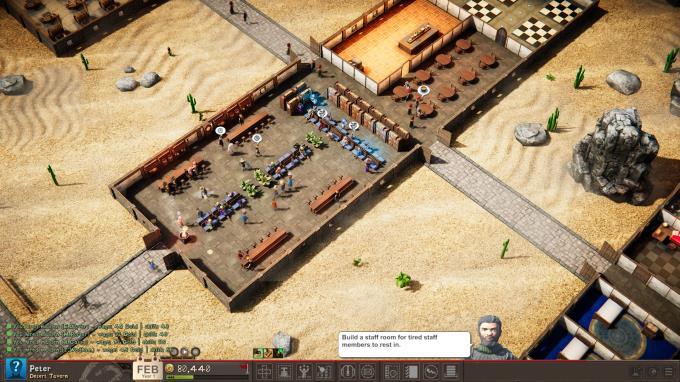 Tavern Tycoon Dragons Hangover Update v0 1c PC Crack