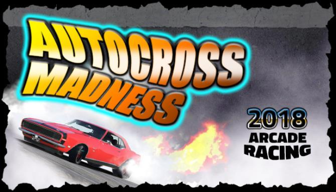 Autocross Madness 2019 Free Download