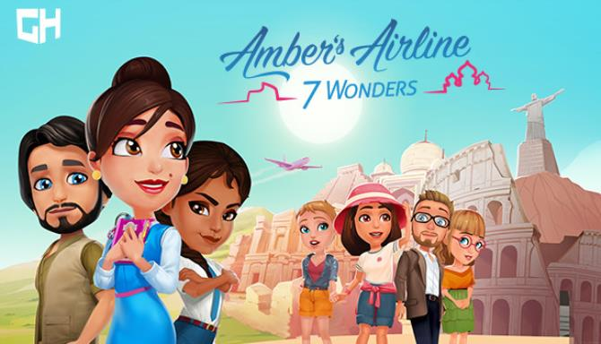 Ambers Airline 7 Wonders Free Download