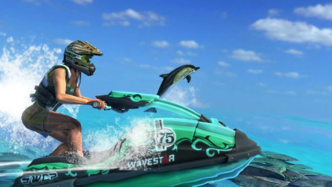 Aqua Moto Racing Utopia Weekly Challenges PC Crack