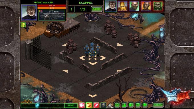 Bionic Battle Mutants Torrent Download