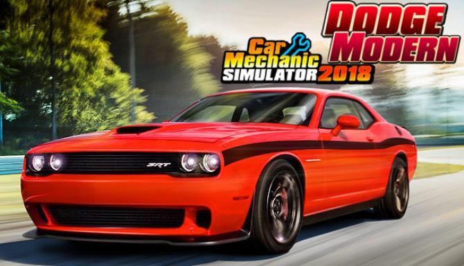 Car Mechanic Simulator 2018 Dodge Modern Update v1 6 0-PLAZA