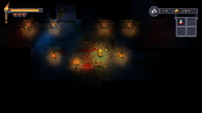 Courier of the Crypts PC Crack