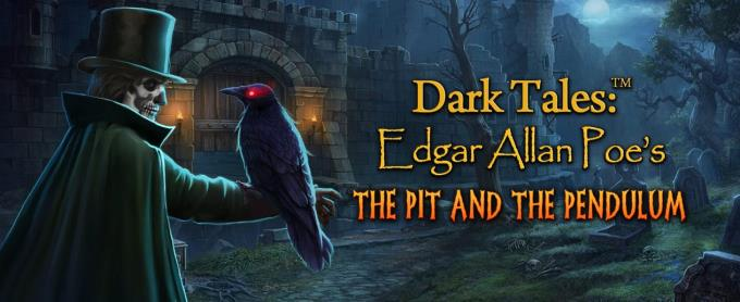 Dark Tales Edgar Allan Poes The Pit and the Pendulum Free Download