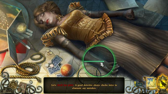 Dark Tales Edgar Allan Poes The Pit and the Pendulum PC Crack