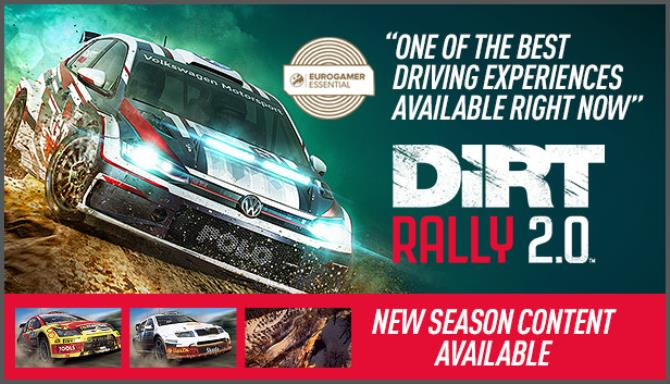 DiRT Rally 2 0 Update v1 3 incl DLC Free Download