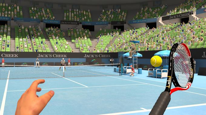 First Person Tennis The Real Tennis Simulator PC Crack