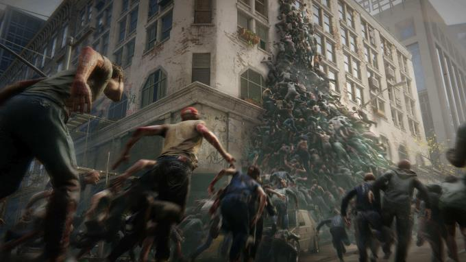 World War Z Undead Sea Update v1 30 PC Crack