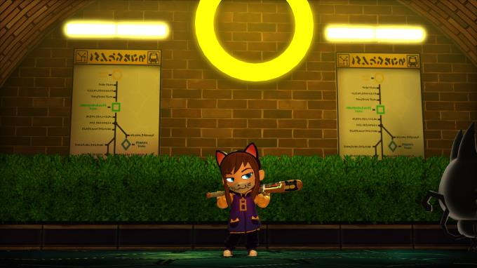 A Hat In Time Nyakuza Metro PC Crack