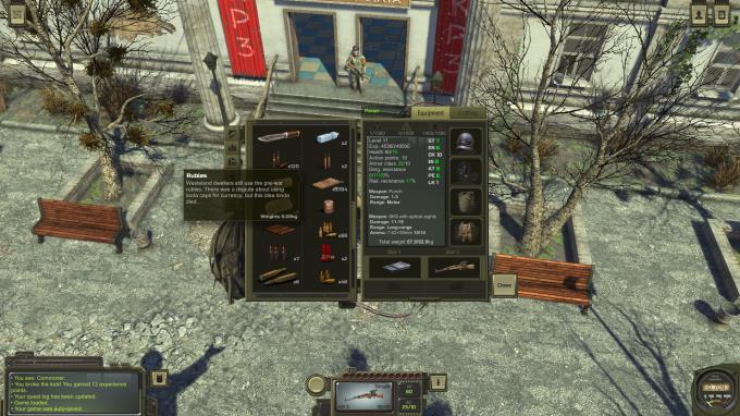 ATOM RPG Dead City PC Crack