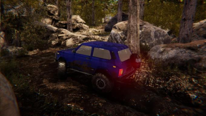 Amortizer OffRoad PC Crack