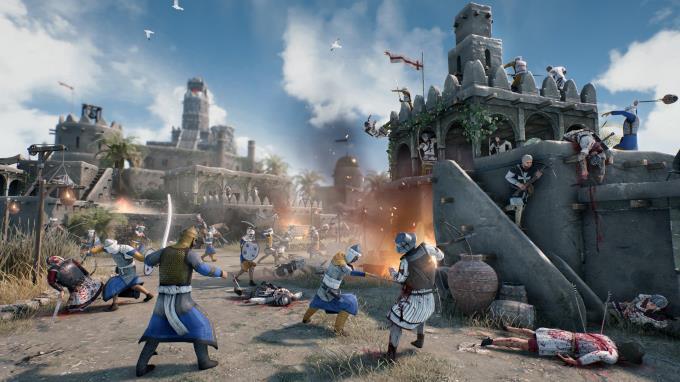 Ancestors Legacy Saladins Conquest PC Crack