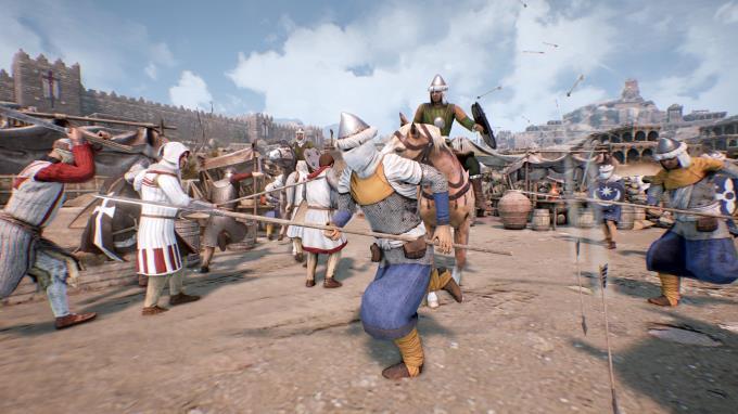 Ancestors Legacy Saladins Conquest Torrent Download