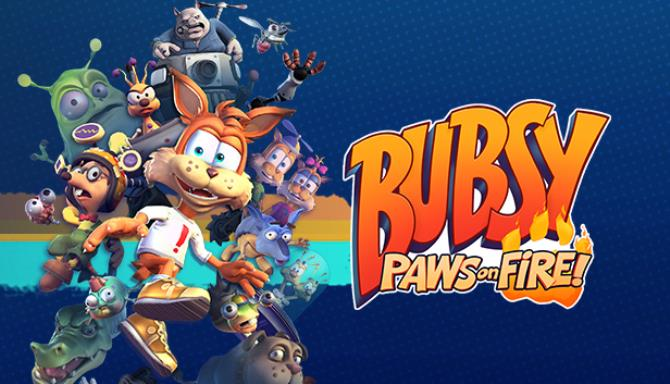 Bubsy Paws on Fire Free Download