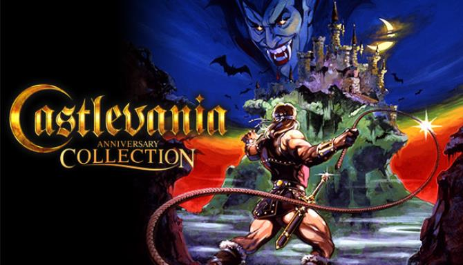 Castlevania Anniversary Collection PROPER Free Download