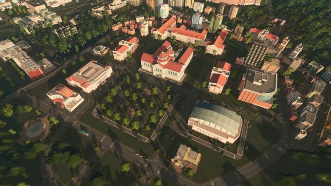 Cities Skylines Campus Torrent Download