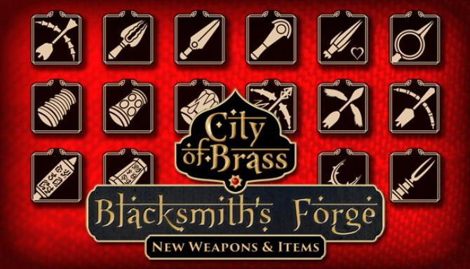 City of Brass Blacksmiths Forge Free Download