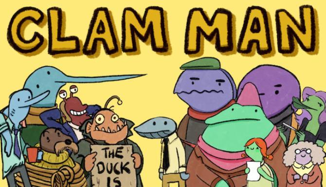 Clam Man RIP Free Download