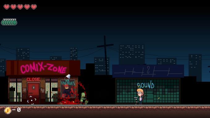 D H Zombie Zone PC Crack