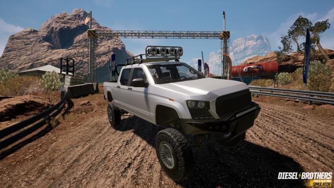 Diesel Brothers Truck Building Simulator Update v1 0 9139 PC Crack