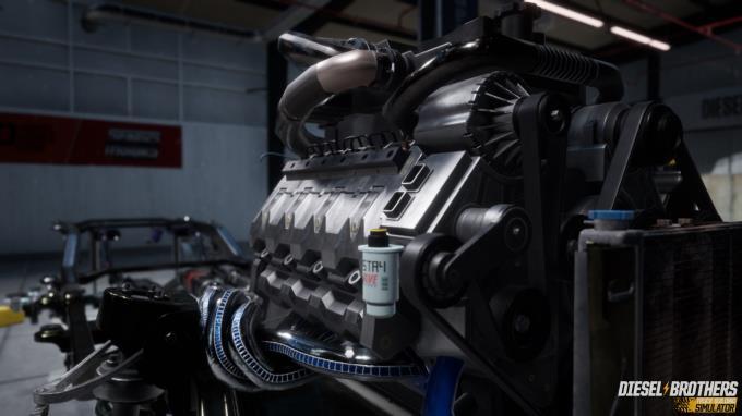 Diesel Brothers Truck Building Simulator Update v1 0 9139 Torrent Download