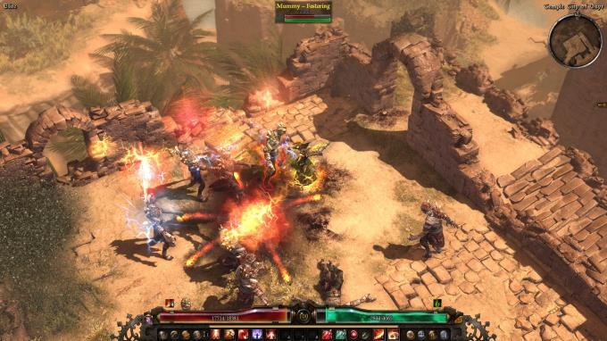 Grim Dawn Forgotten Gods Update v1 1 2 0 PC Crack