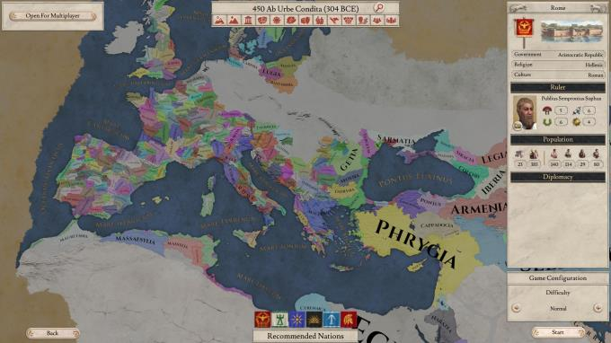 Imperator Rome Update v1 0 3 PC Crack
