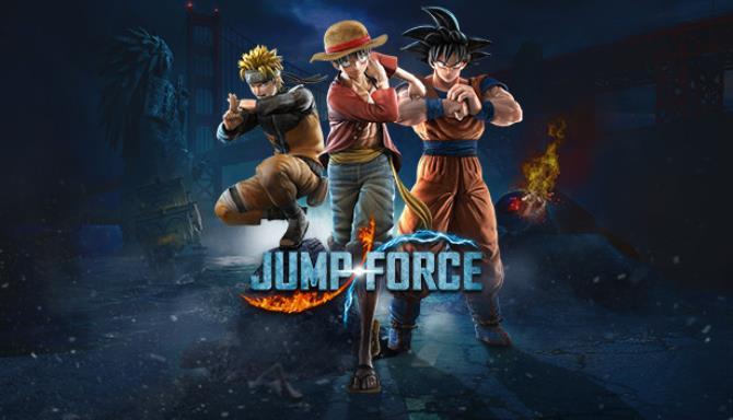 JUMP FORCE Update v1 07 incl DLC Free Download