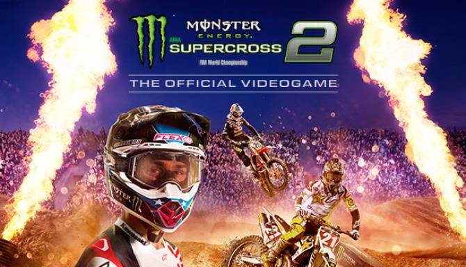 Monster Energy Supercross The Official Videogame 2 Update v20190508 Free Download