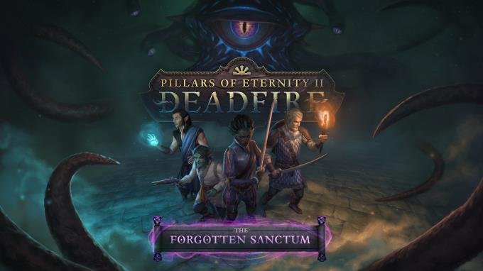 Pillars of Eternity II Deadfire The Forgotten Sanctum Update v5 0 0 0040 Torrent Download