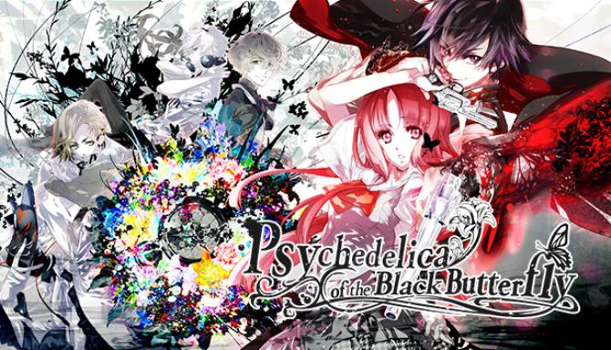 Psychedelica of the Black Butterfly/검은 나비의 사이키델리카/黑蝶幻境 Free Download