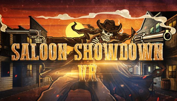 Saloon Showdown VR Free Download