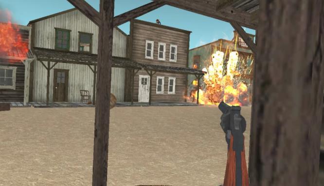 Saloon Showdown VR Torrent Download