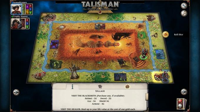 Talisman Digital Edition The Ancient Beasts Update v68904 PC Crack