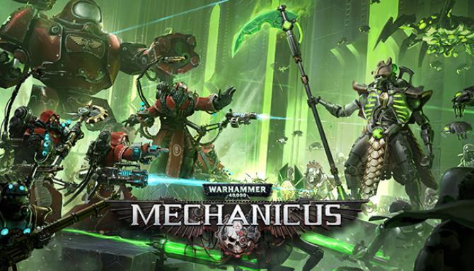 Warhammer 40000 Mechanicus Augment Update v1 2 5 Free Download