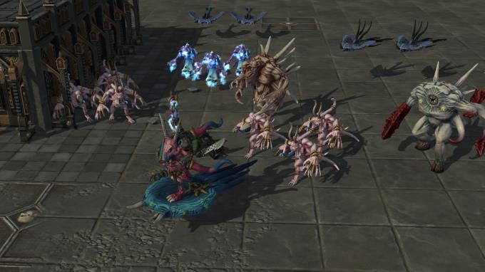 Warhammer 40 000 Sanctus Reach Horrors of the Warp Update v1 2 5 Torrent Download