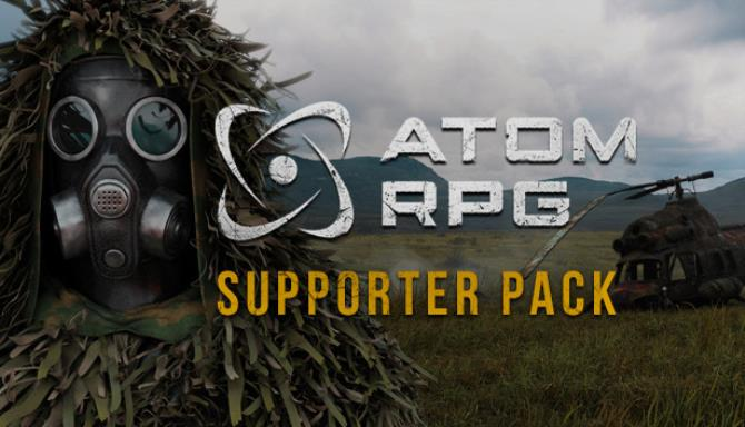 ATOM RPG Supporter Edition Free Download