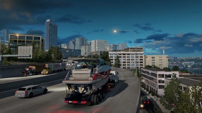 American Truck Simulator Washington Torrent Download