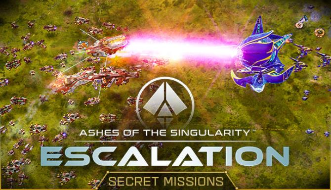 Ashes of the Singularity Escalation Secret Missions Update v2 80 Free Download
