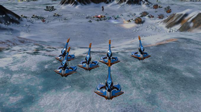 Ashes of the Singularity Escalation Secret Missions Update v2 80 Torrent Download