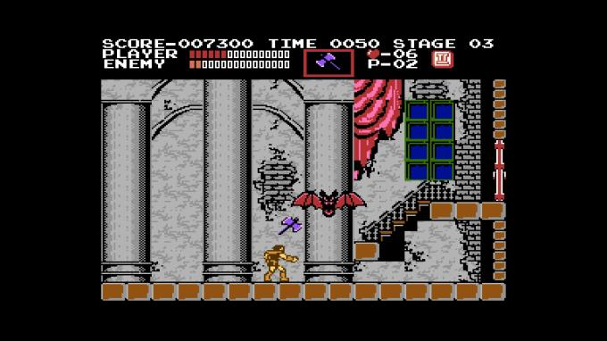 Castlevania Anniversary Collection Update v1 1 0 PC Crack