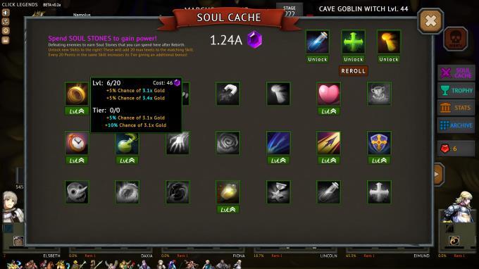 Click Legends PC Crack