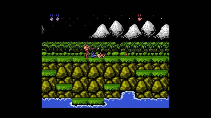 Contra Anniversary Collection Update v1 1 0 PC Crack