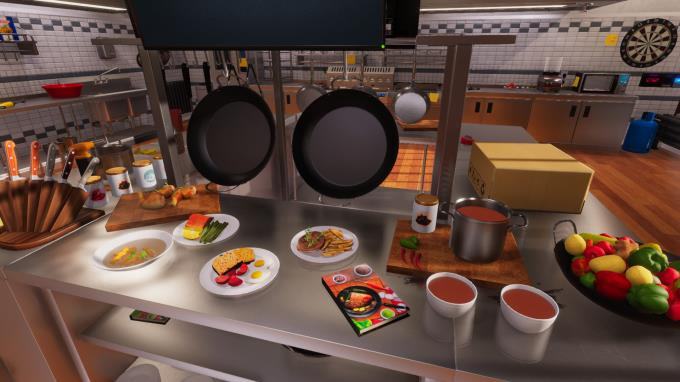 Cooking Simulator Update v1 2 2 12782 Torrent Download