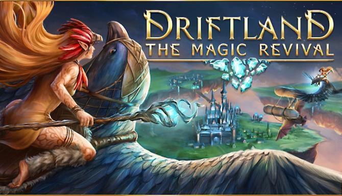 Driftland The Magic Revival Big Dragon Update v1 1 24 Free Download