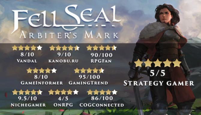 Fell Seal Arbiters Mark Update v1 0 4 Torrent Download